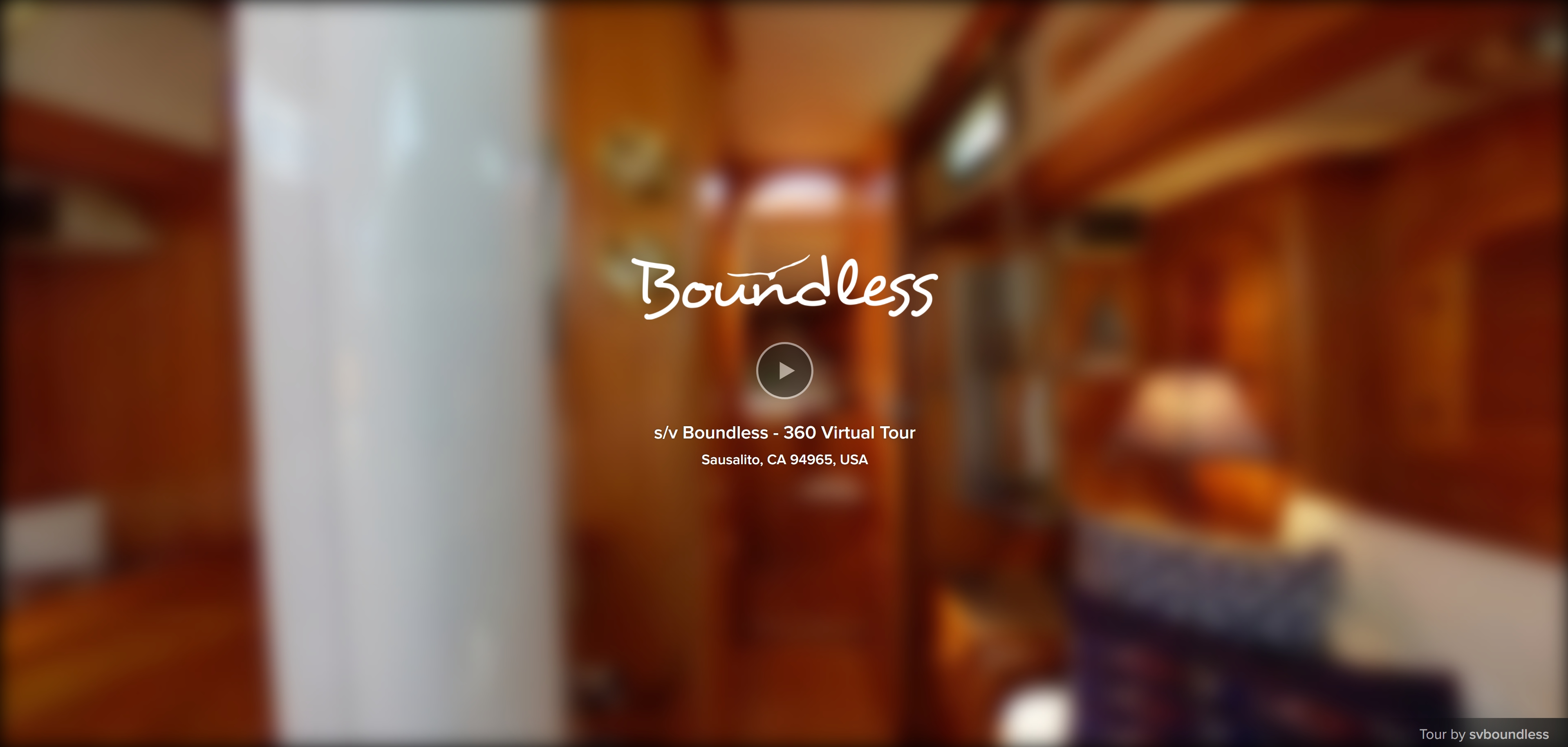 boundless intro screen