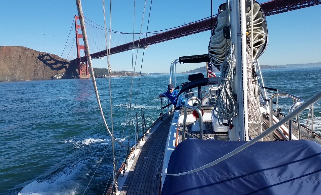 S.F. to S.D – And off wego….