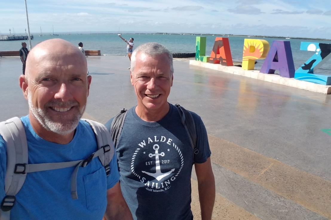 Cabo San Lucas to LaPaz