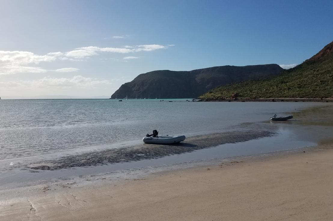 Caleta Partida – a wadingadventure