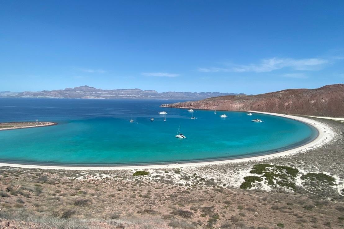 La Paz to Escondido(Do-over)