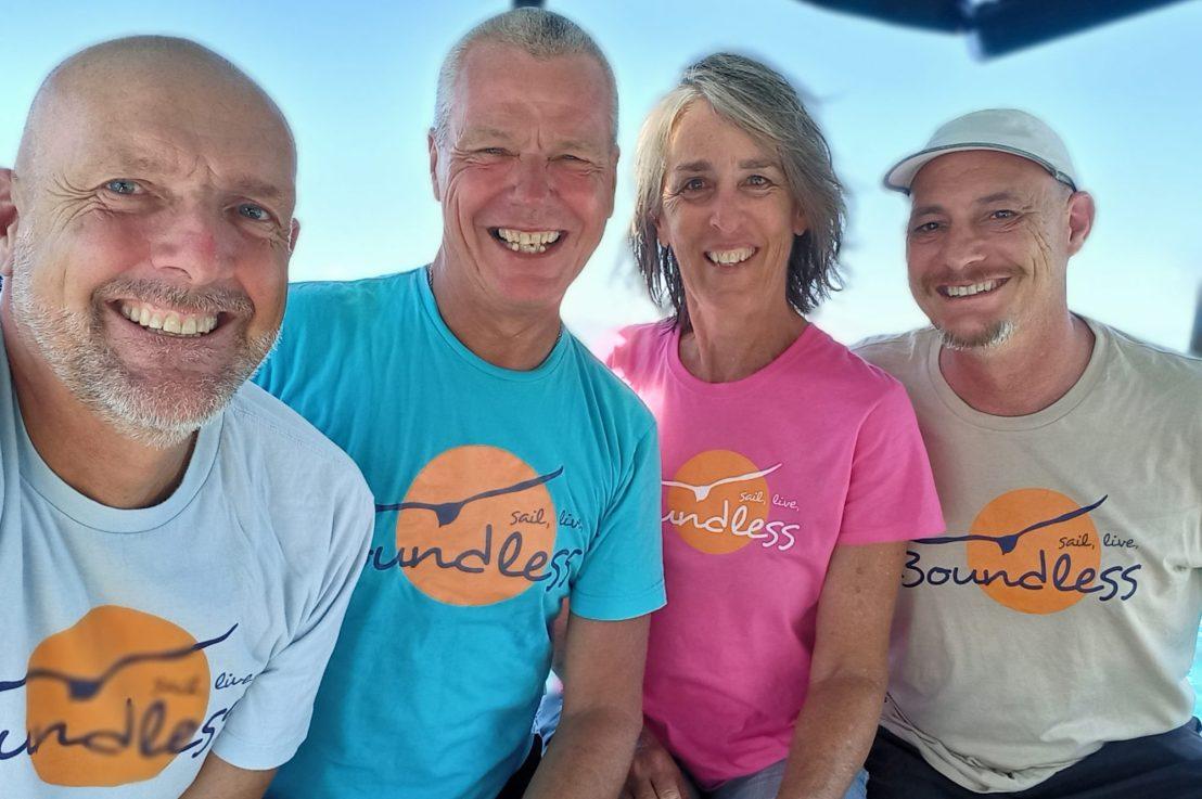 Isla Carmen Circumnavigation – Liz and Scottweek